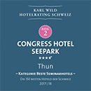 Karl Wild Hotelrating 2017