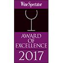 Awards Winespectator 2017