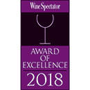 Awards Winespectator 2018